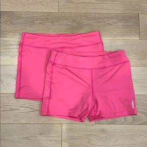 Reebok girl's shorts
